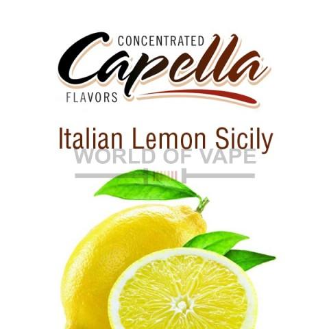 Ароматизатор Capella Italian Lemon Sicily 10 мл