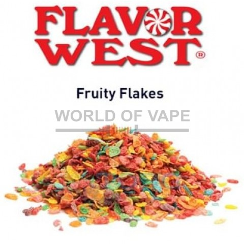 Ароматизатор Flavor West Fruity Flakes 10 мл