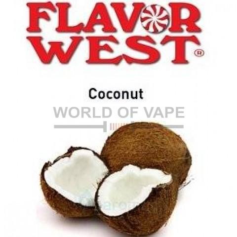 Ароматизатор Flavor West Coconut 10 мл