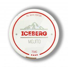 Бестабачная смесь Iceberg Мохито 75 мг
