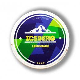 Бестабачная смесь Iceberg Лимонад 75 мг
