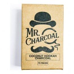 Уголь для кальяна Mr. Charcoal (72 кубика)