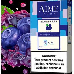 Комплект Aime Pods - Blueberry (5%)