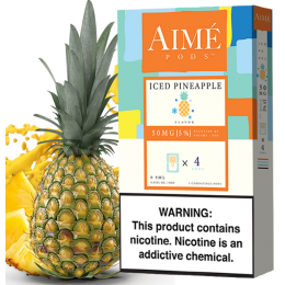 Комплект Aime Pods - Pineapple (5%)