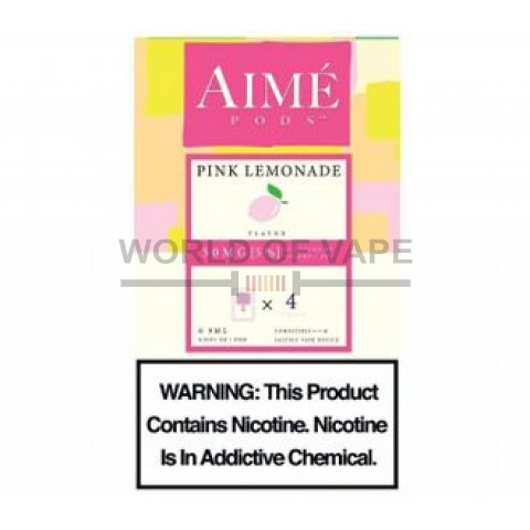 Комплект Aime Pods - Pink Lemonade (5%)