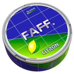 Бестабачная смесь FAFF Спрайт 75 мг