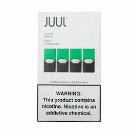 Комплект картриджей JUUL (Cool Mint) (5.0%)
