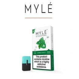 Комплект картриджей Iced Mint для MYLE