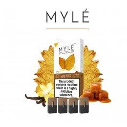 Комплект картриджей Sweet Tobacco для MYLE