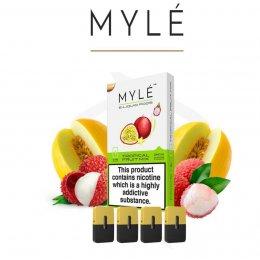 Комплект картриджей Tropical Fruit Mix для MYLE
