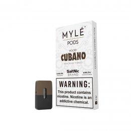 Комплект картриджей VGOD CUBANO для MYLE