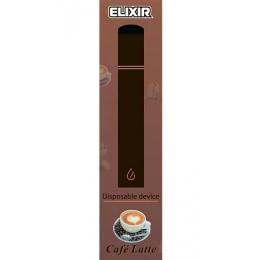 Одноразовая под-система Elixir Caffe Latte 5%