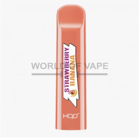 Одноразовая под-система HQD Cuvie Strawberry - Banana