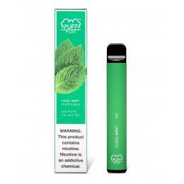 Одноразовая под-система Puff Bar Plus Cool Mint 5%
