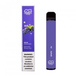 Одноразовая под-система Puff Bar Plus Grape 5%