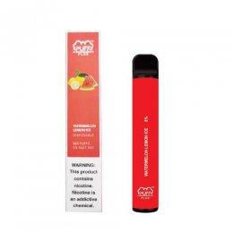 Одноразовая под-система Puff Bar Plus Watermelon Lemon Ice 5%
