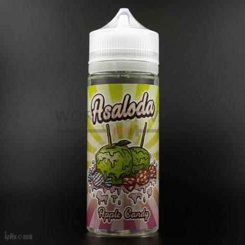 Жидкость Asaloda Apple Candy 120мл