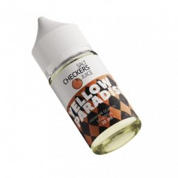 Жидкость Checkers Salt Yellow Paradise 30 мл