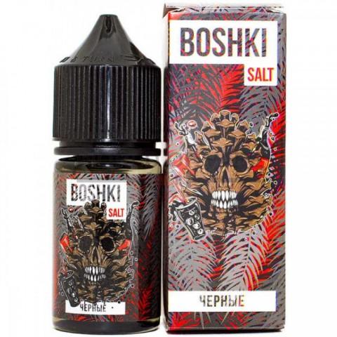 Жидкость Boshki SALT Черные 30 мл