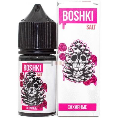 Жидкость Boshki SALT Сахарные 30 мл