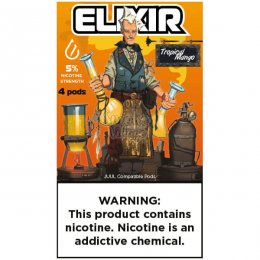 Комплект Elixir  - Tropical Mango (5.0%)