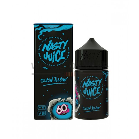 Жидкость Nasty Juice 60 мл SLOW BLOW