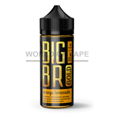 Жидкость Big Bro Gold Orange Lemonade 120 мл