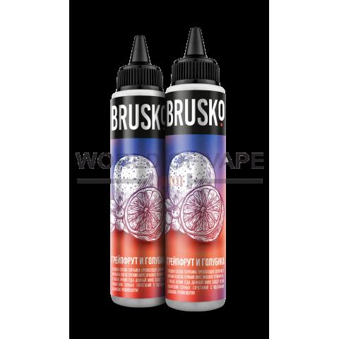 Жидкость Brusko Грейпфрут и голубика 60 мл