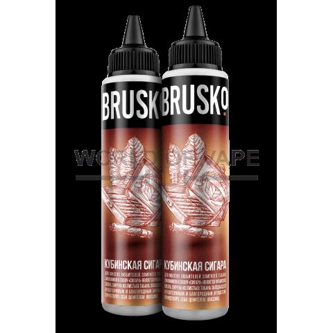 Жидкость Brusko Кубинская сигара 60 мл
