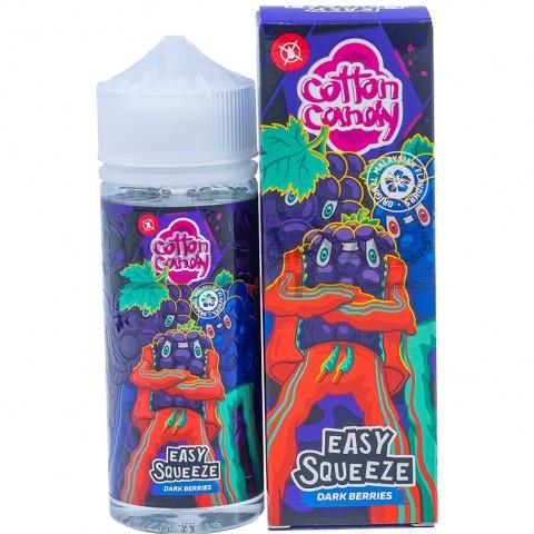 Жидкость Cotton Candy Easy Squeeze Dark Berries 120 мл