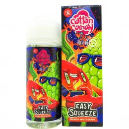 Жидкость Cotton Candy Easy Squeeze Mango and Grape 120 мл