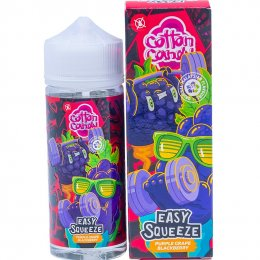 Жидкость Cotton Candy Easy Squeeze Grape Blackberry 120 мл