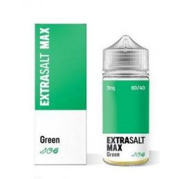 Жидкость ExtraSaltMax 100мл Green