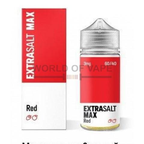 Жидкость ExtraSaltMax 100мл Red