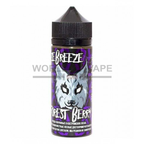 Жидкость Freeze Breeze Forest Berry 120 мл