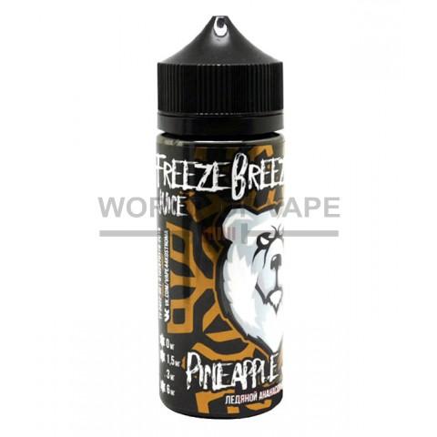 Жидкость Freeze Breeze Pineapple Juice 120 мл