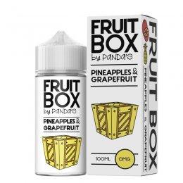 Жидкость Fruit Box by Panda's Pineapples and Grapefruit 100мл
