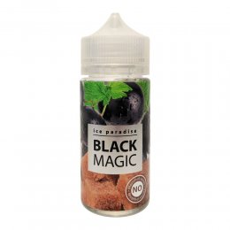 Жидкость Ice Paradise Black Magic No Menthol 100 мл