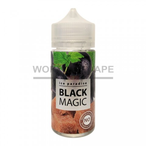 Жидкость Ice Paradise Black Magic No Menthol 100 мл
