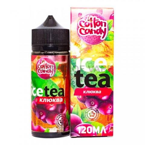 Жидкость Cotton Candy Ice Tea Клюква 120 мл