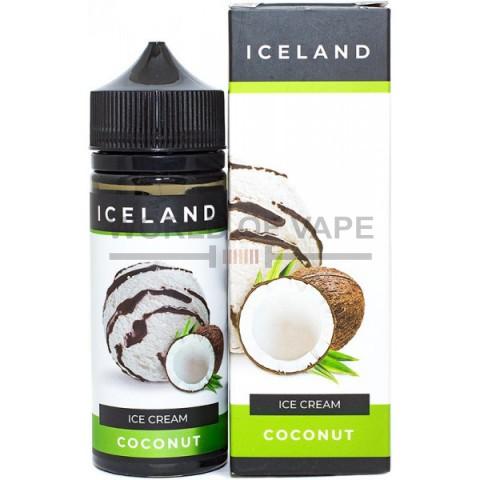 Жидкость Iceland Coconut 120 мл