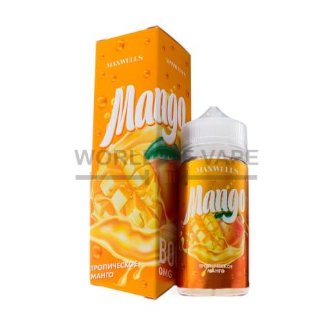Жидкость Maxwell's 100 мл Mango
