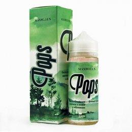 Жидкость Maxwell's 120 мл Pops