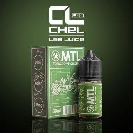 Жидкость MTL Tobacco Pistachio 30 мл