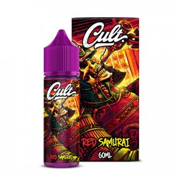 Жидкость CULT Red Samurai 60мл