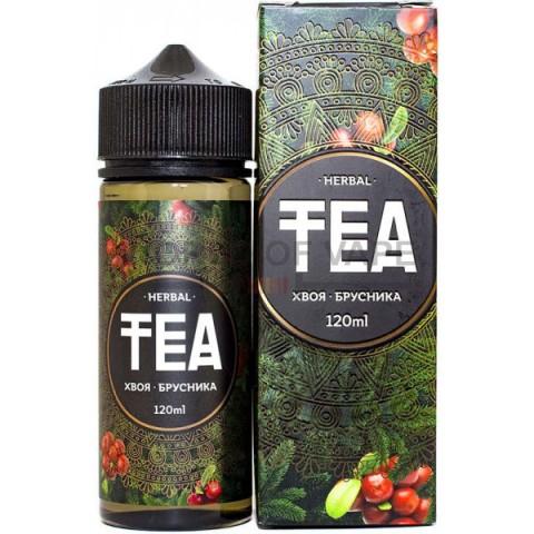Жидкость TEA Herbal Хвоя - Брусника 120 мл