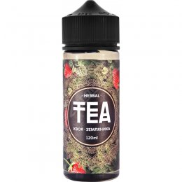 Жидкость TEA Хвоя, земляника 120мл