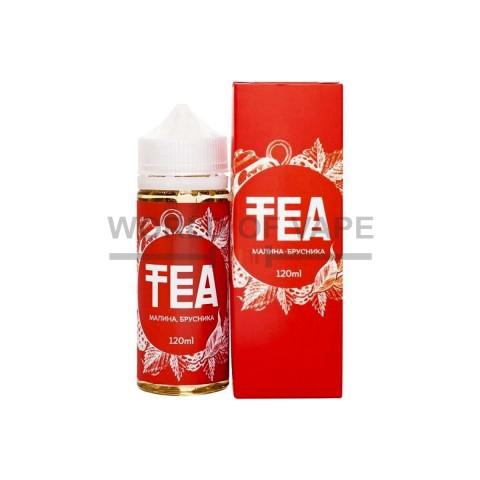 Жидкость TEA Малина-Брусника 120 мл
