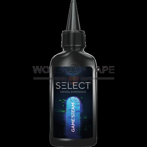 Жидкость Select Salt Game Steam 50 мл