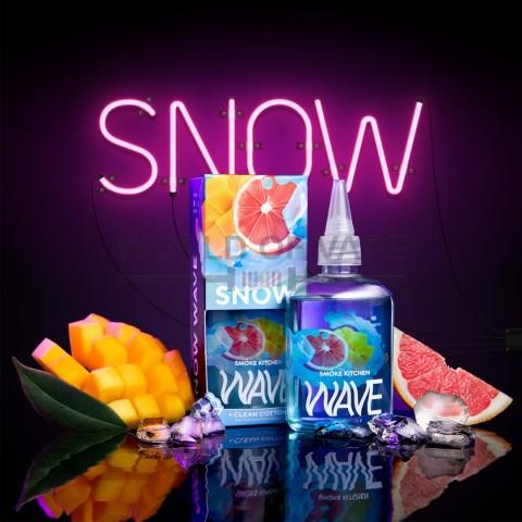 Жидкость Smoke Kitchen Wave Snow 100 мл